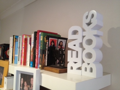 Read Books! Adele Walsh's bookshelf