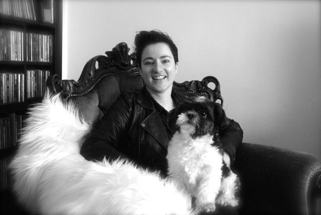 Sarah at home, Melbourne 3066