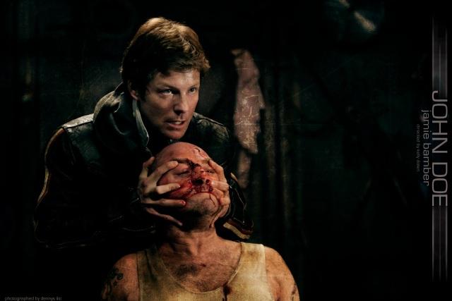 Jamie Bamber as John Doe