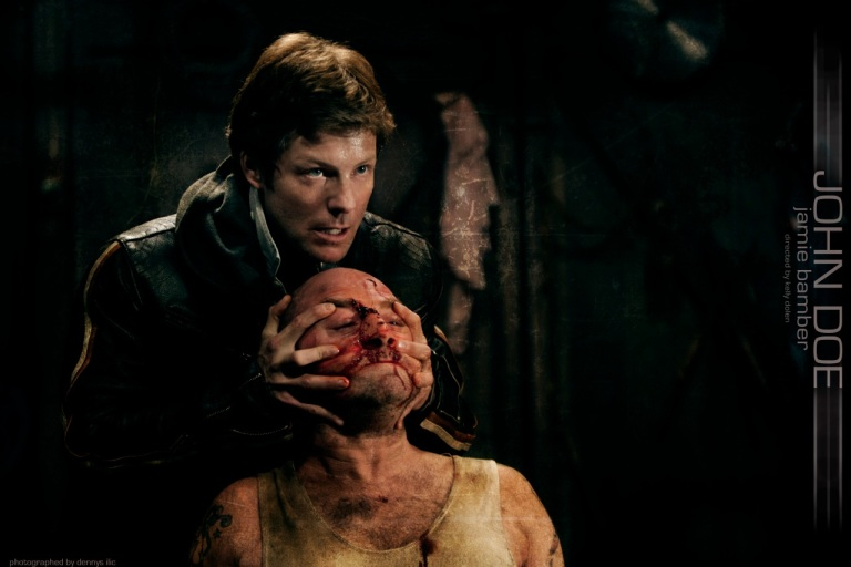 Jamie Bamber as John Doe