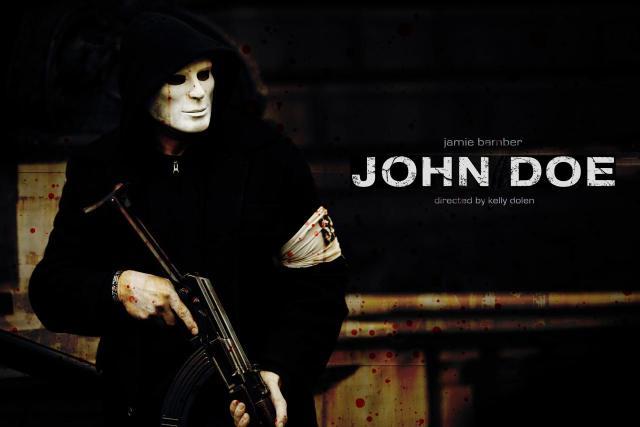 JohnDoe movie banner