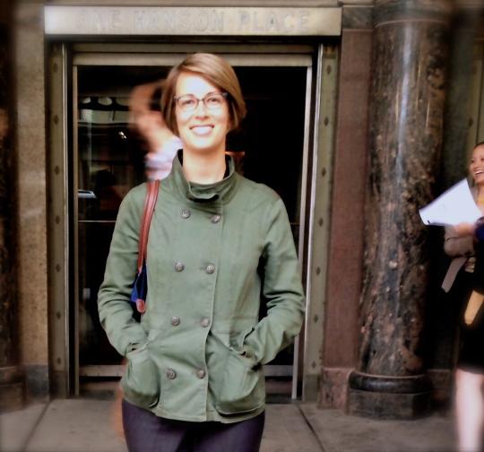 Kate, Brooklyn, New York