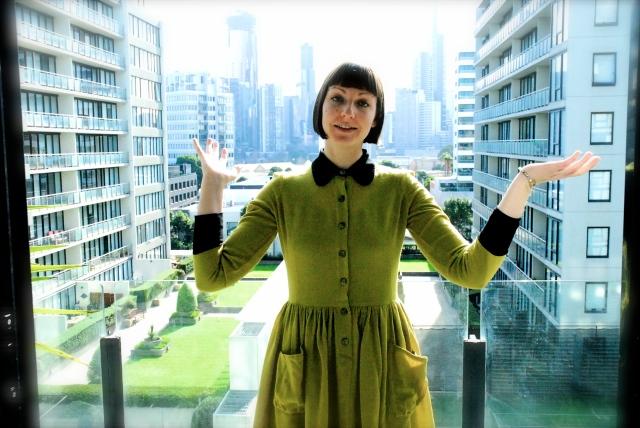 Emily Collett, Theatre Designer, Melbourne