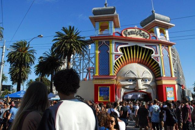 St Kilda Festival 2015